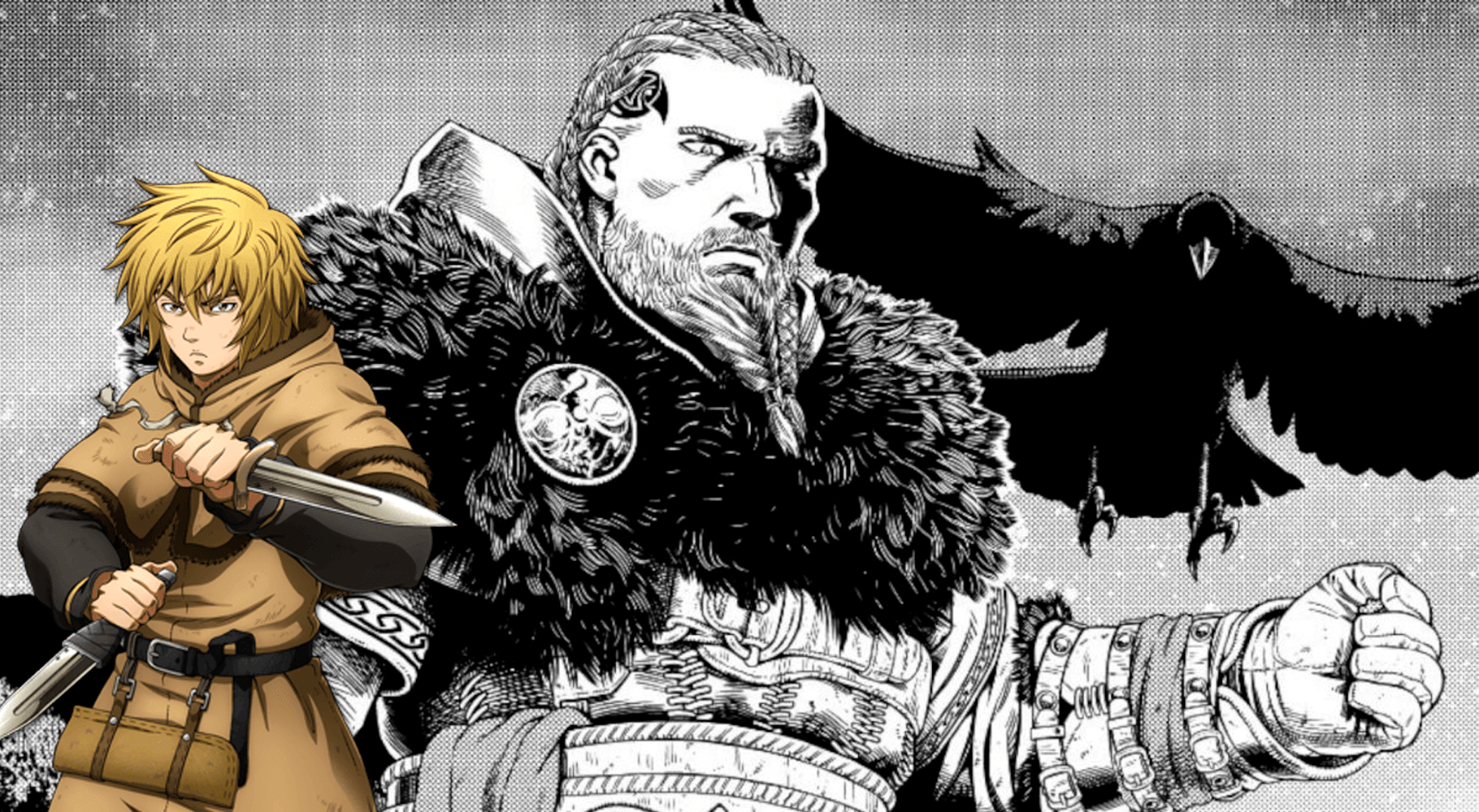Assassins Creed Valhalla Vinland saga