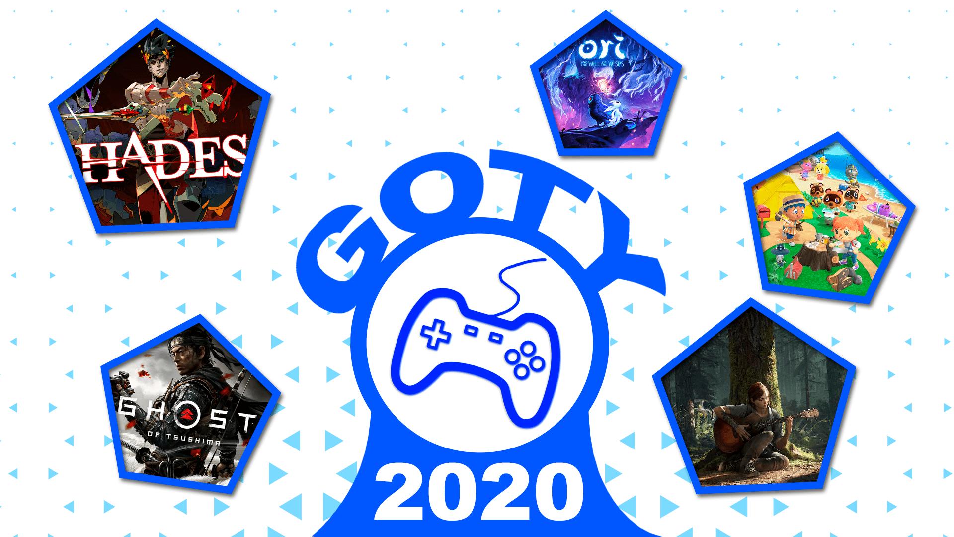 Goty 2020 Juego del Año
