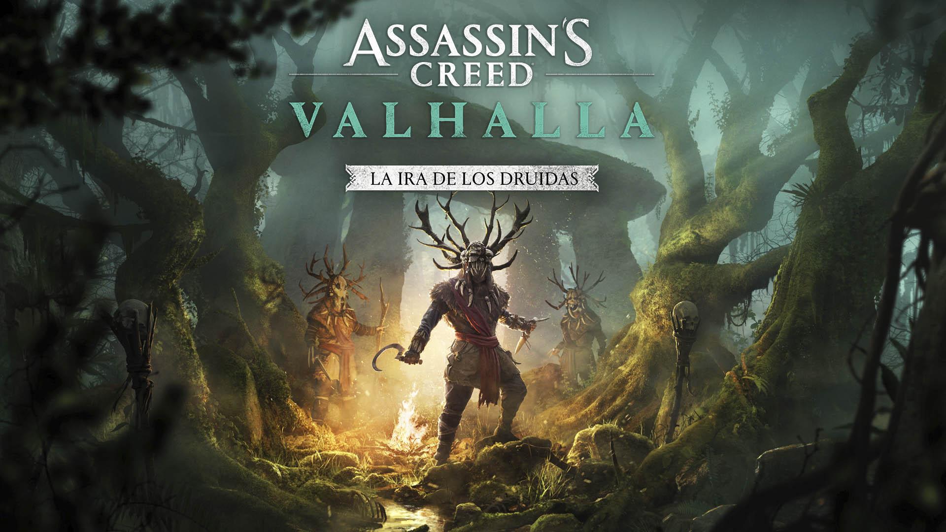 Assassins Creed Valhalla: La ira de los druidas